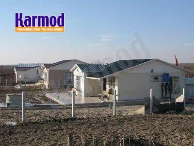 Africa Prefab Homes