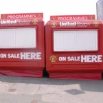 Portable kiosks and Shelters