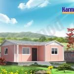 low cost prefab housing