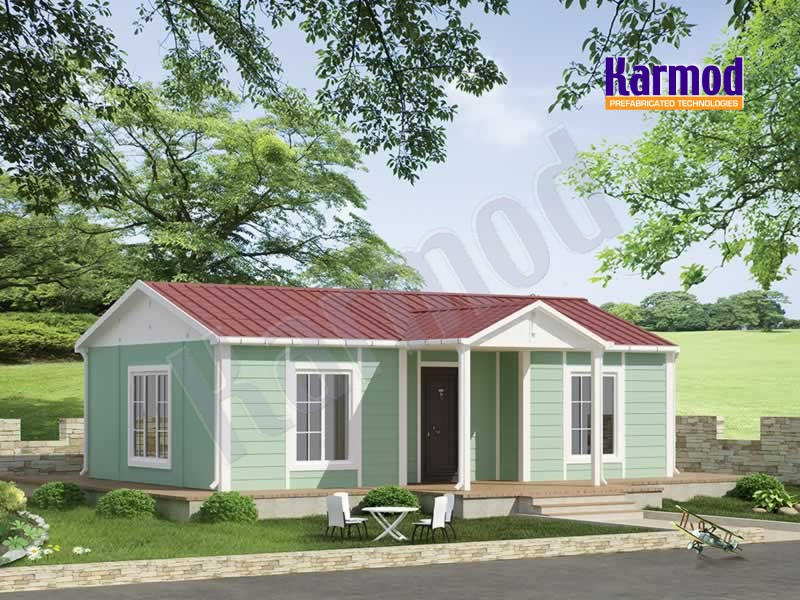 low cost prefabricated housing
