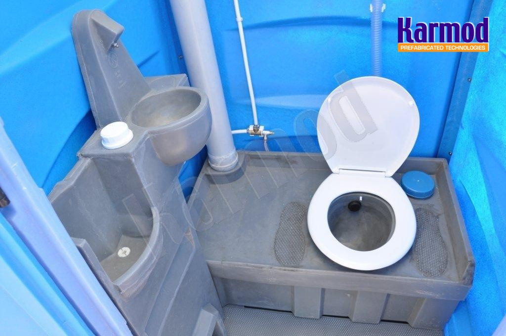 Mobile Toilet Nigeria