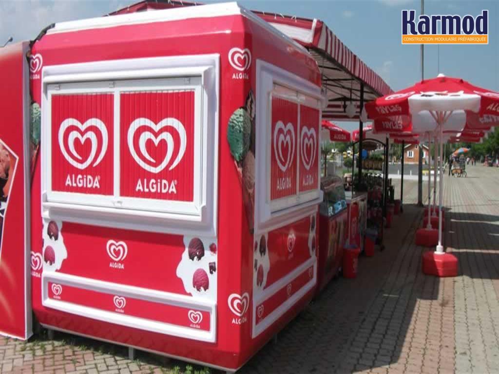 price of solar kiosk