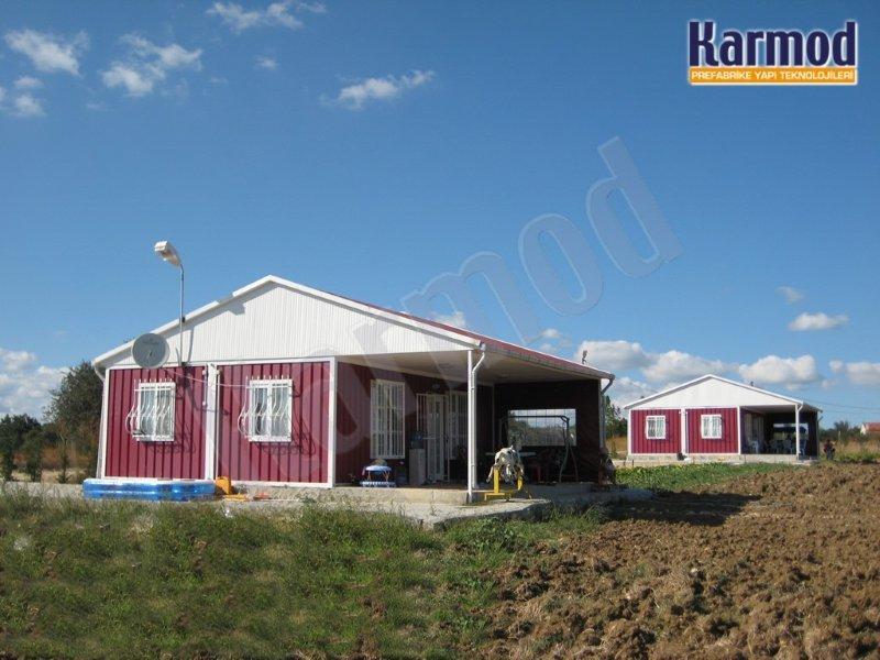 Σπίτια Σε Container