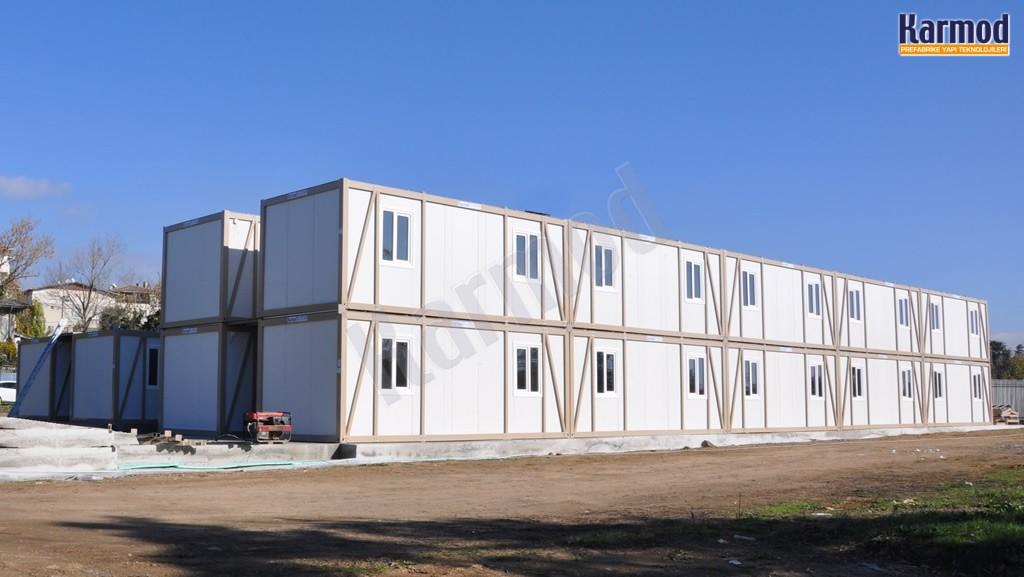 Portacabin Construction