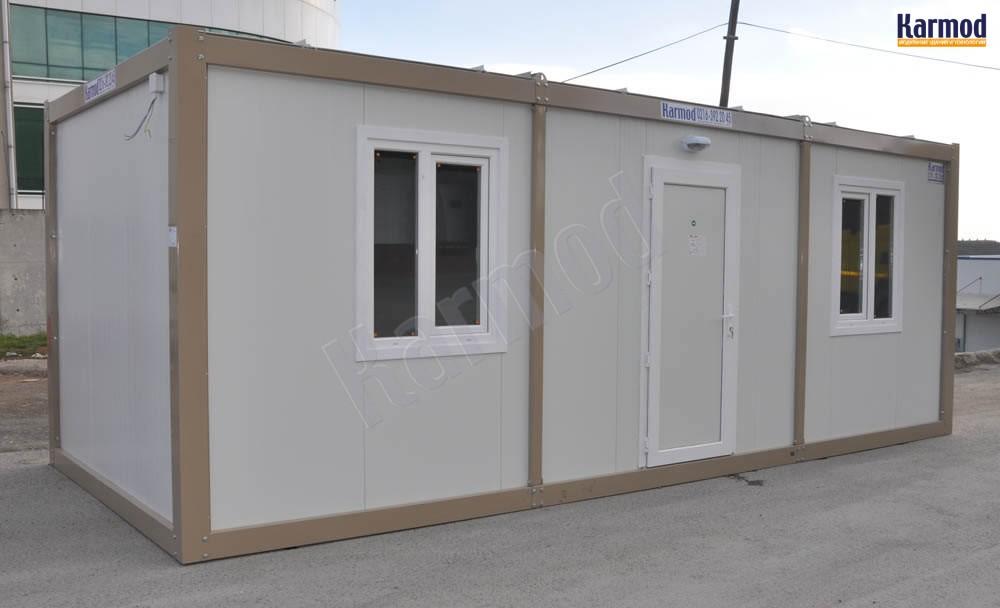 kontejner za stanovanje