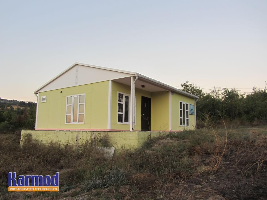 Modular Residential Housing