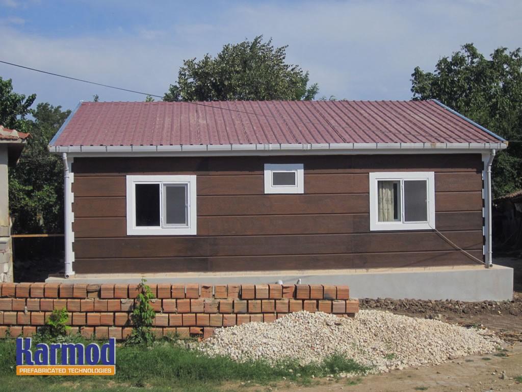 prefab residential homes