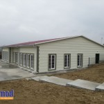 prefab residential steel homes