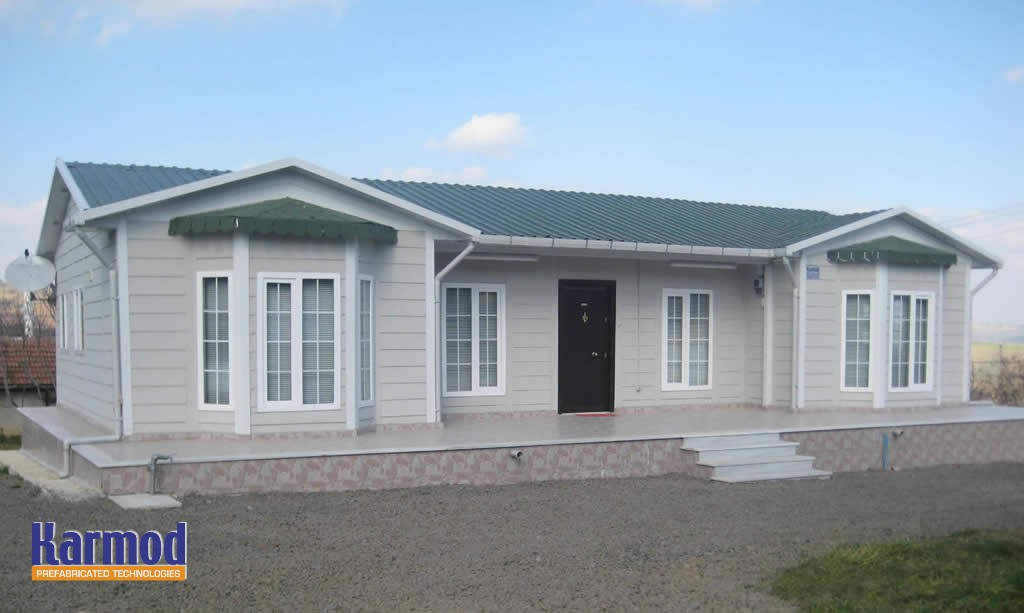 Prefabricated Residential Construction