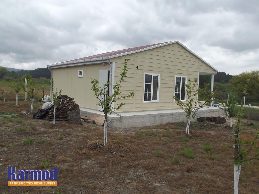 prefabricated residential housing