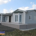 prefabricated residential steel houses