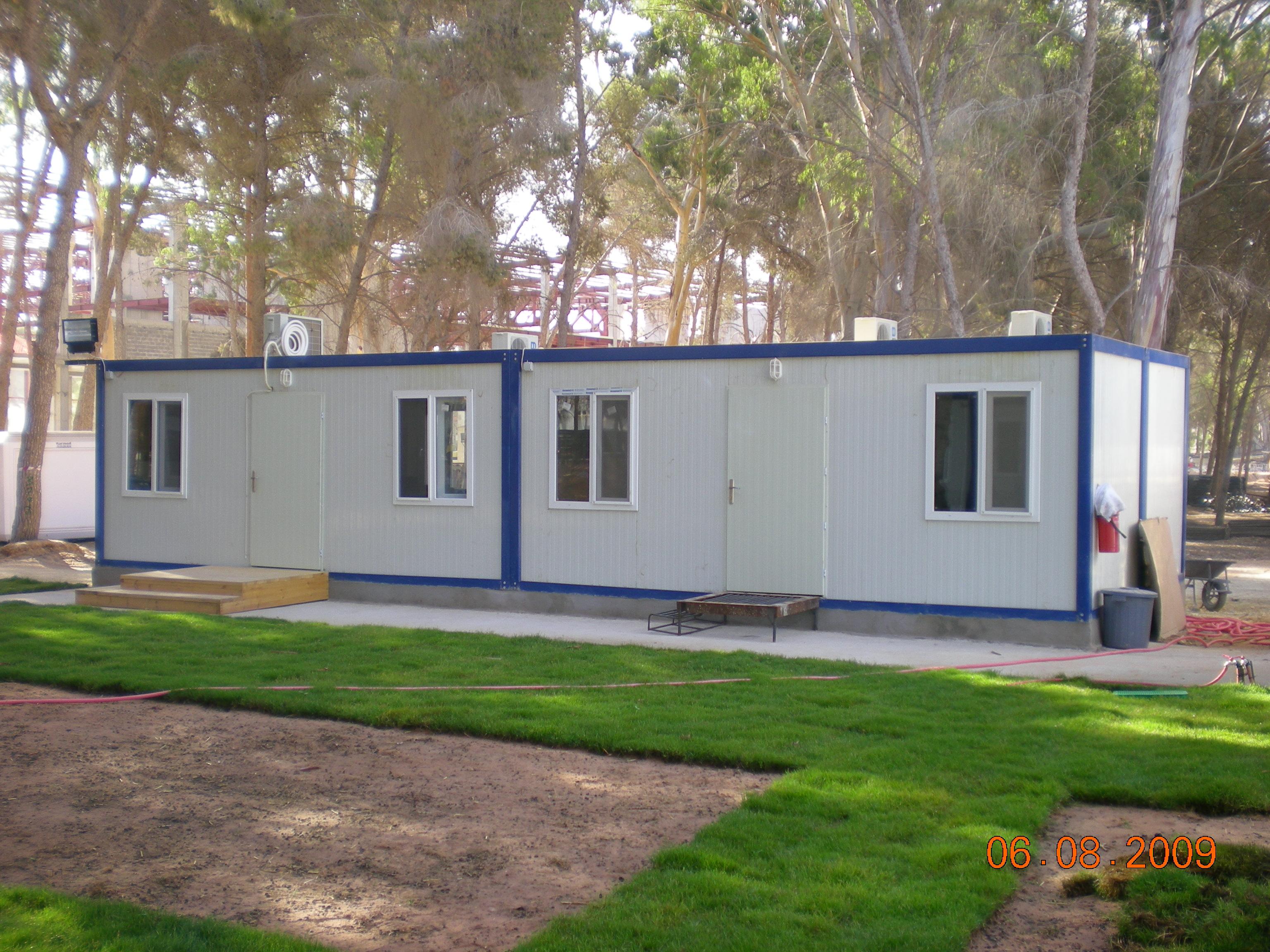 stambeni i kancelarijski kontejneri