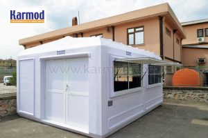 Sandwich Panel Container Houses