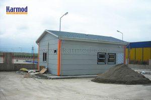 construction modulaires