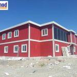 kurdistan iraq prefabricated offices
