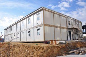 prefabricated site buildings
