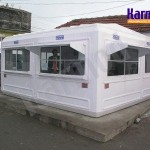 Prefabricated Fiberglass Building