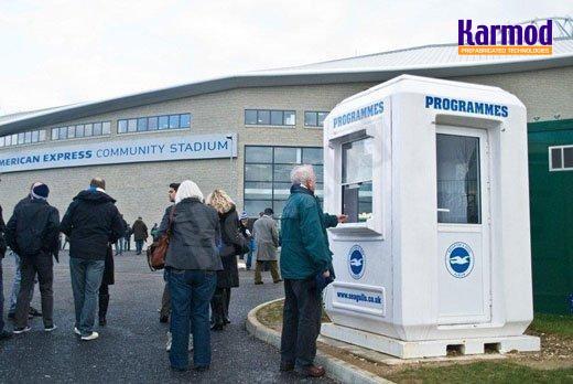 cabinas de vigilancia precios