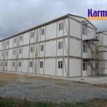 Casetas de obra y módulos prefabricados