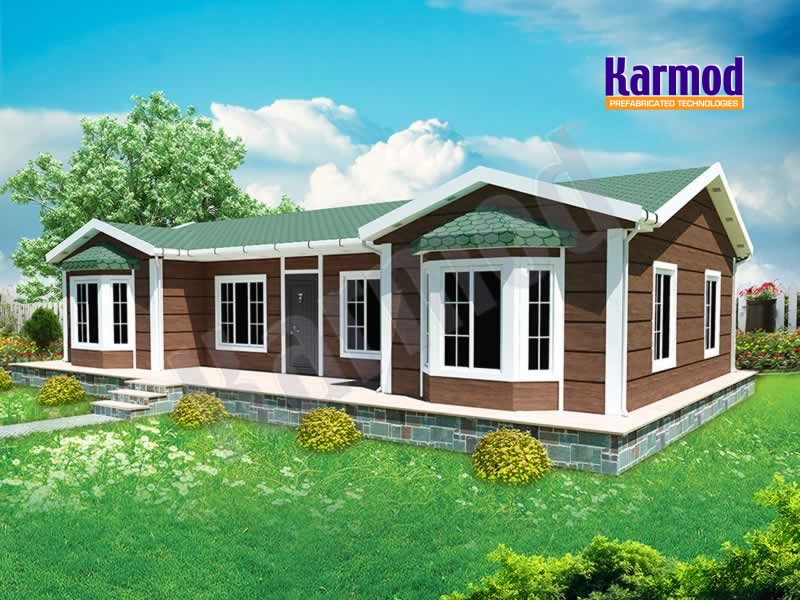 Modular PreFab Housing