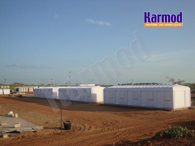 modulos para campamentos