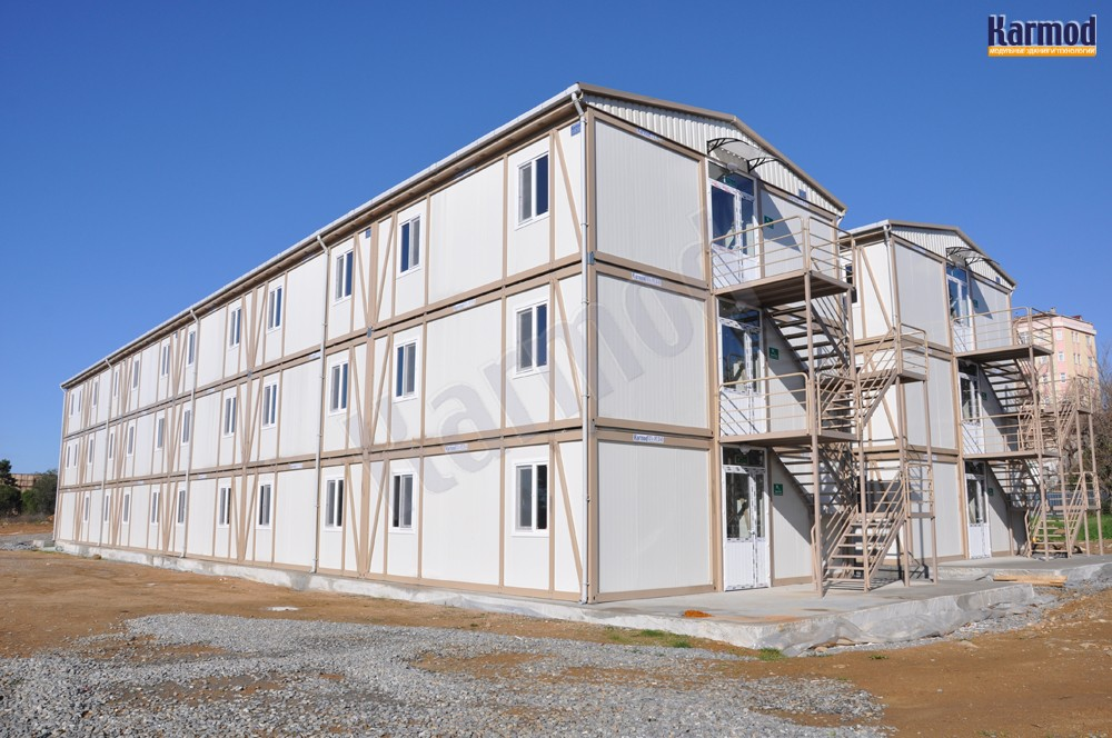 prefabricated construction technology