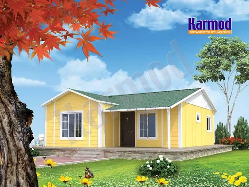 viviendas prefabricadas social