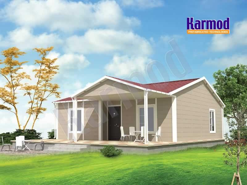 Viviendas prefabricadas viviendas modulares vivienda de for Viviendas industrializadas precios