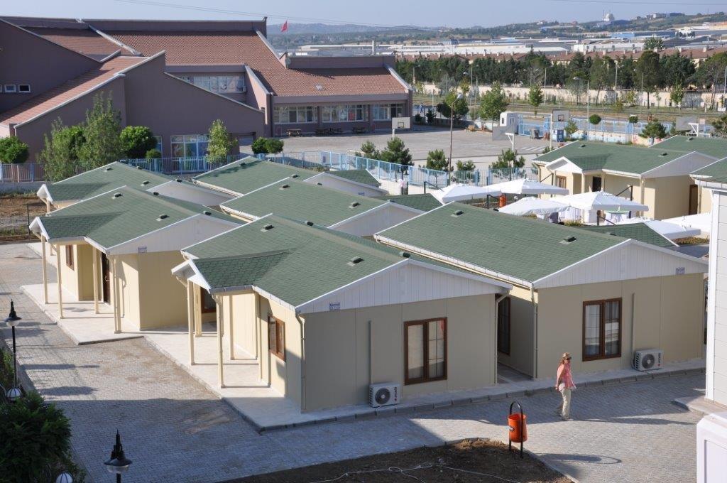 viviendas sociales modulares