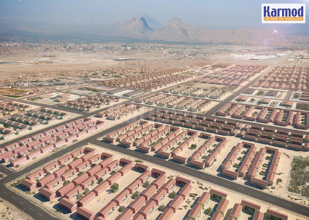 viviendas sociales prefabricadas