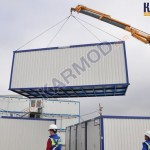 building containers Ghana