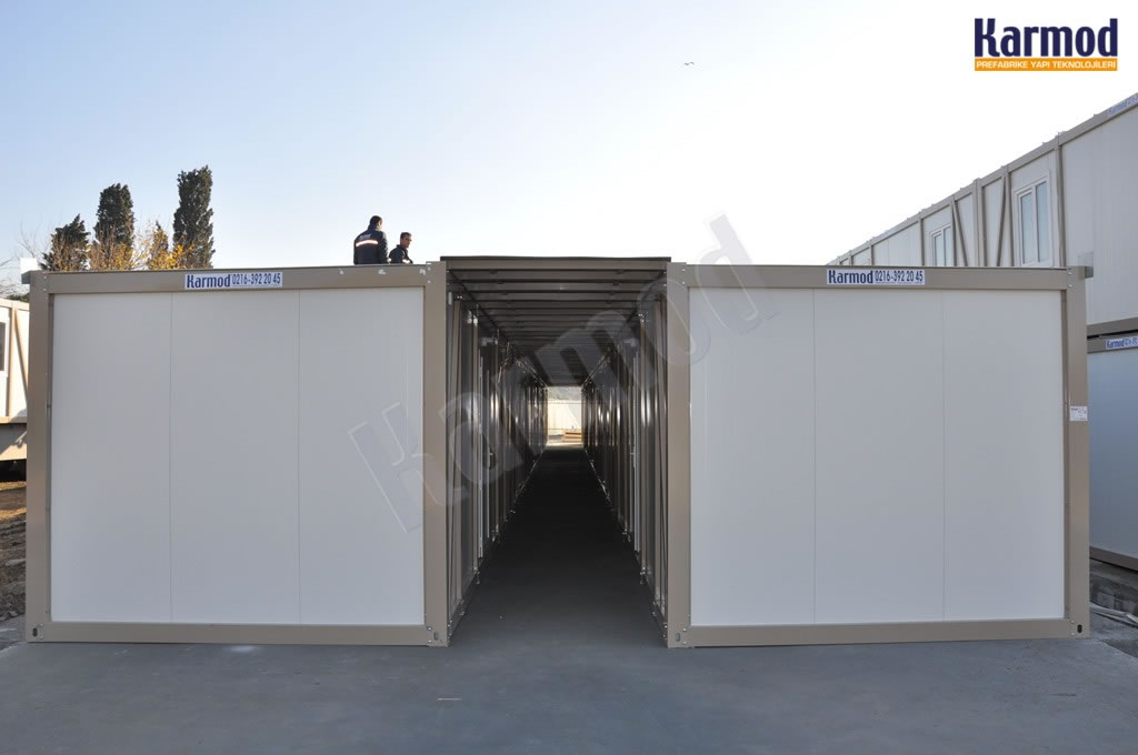 building containers Oman