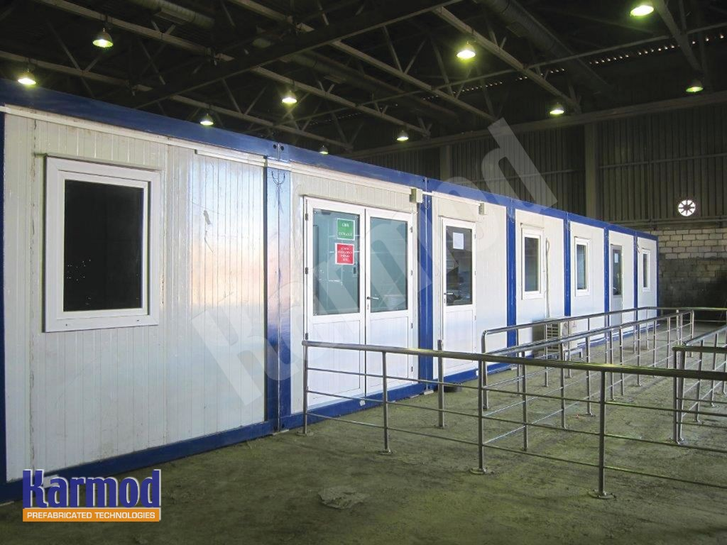 container building buildings africa