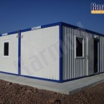 container buildings Oman