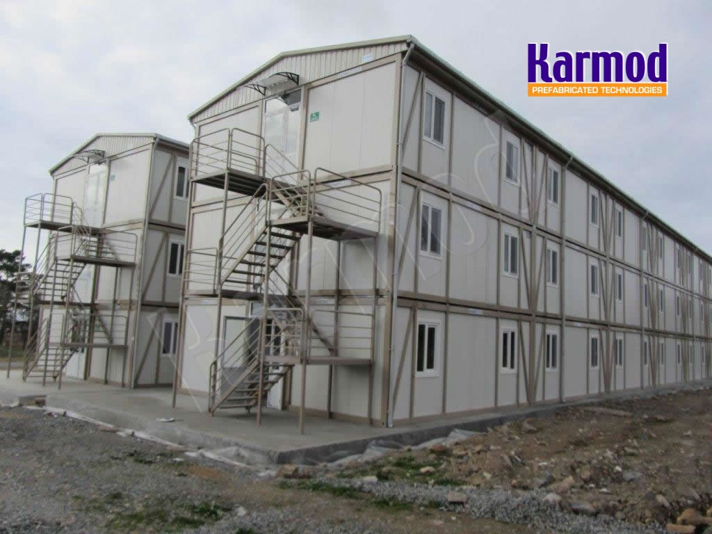 container buildings Qatar