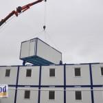 container buildings Romania