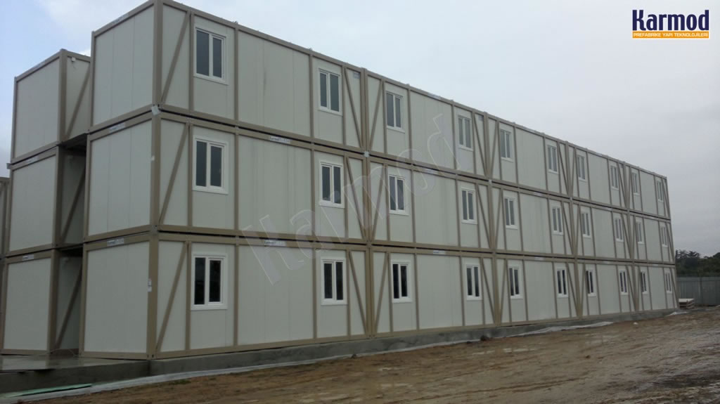 container city homes Germany