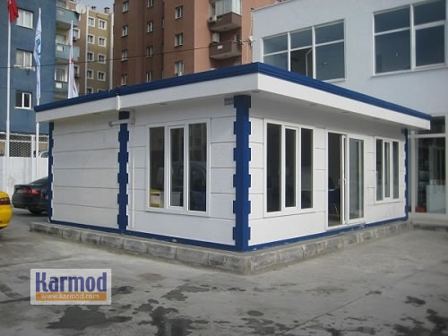 container homes Oman