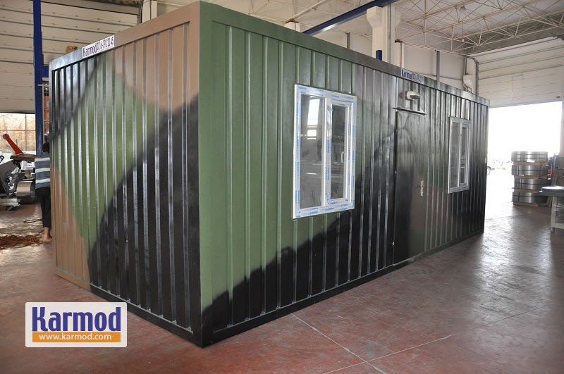 container homes Romania