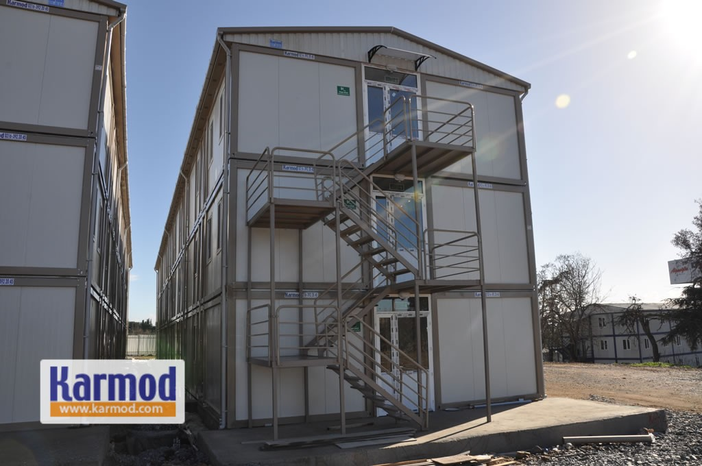 container house lithuania