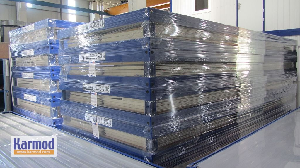 flat pack containers United Arab Emirates