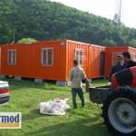 mobile container Nigeria