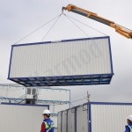 steel containers Oman