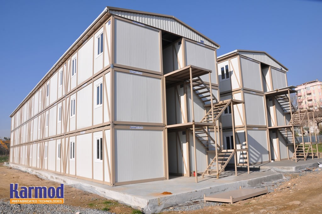 construction site modular buildings