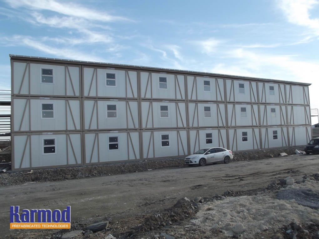 prefabricated modular commercial buildings