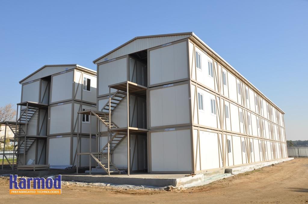 temporary modular buildings