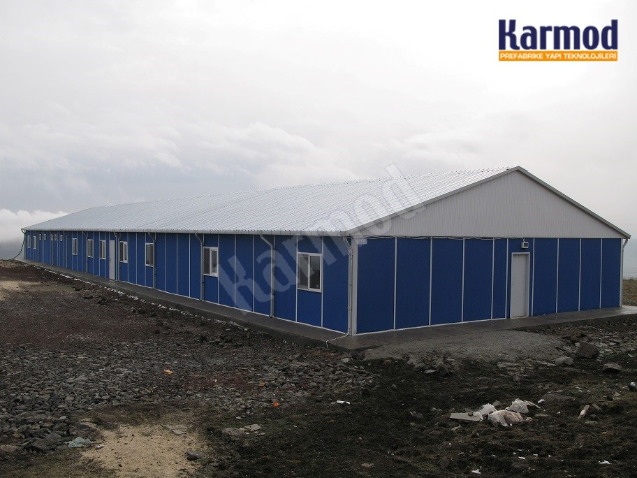 temporary modular housing