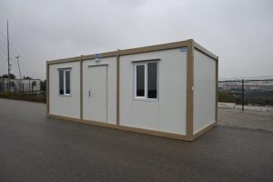 Demountable Container Buildings