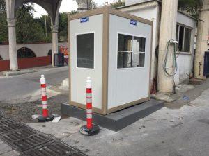 Movable Kiosks