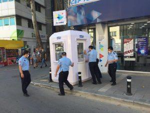 Security Kiosk Manufacturer